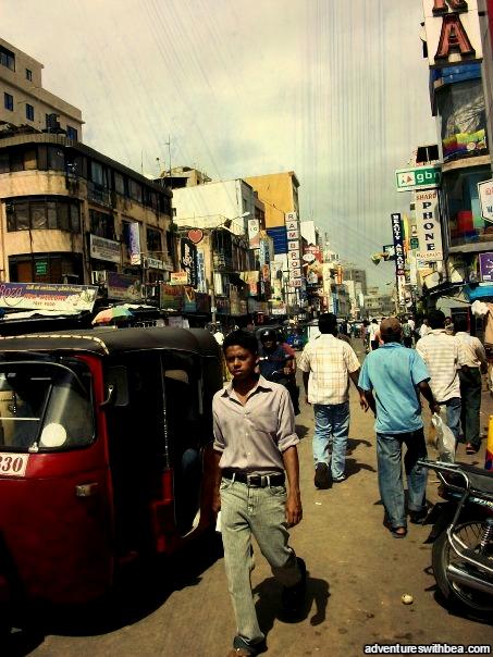 adventureswithbea.com Colombo street