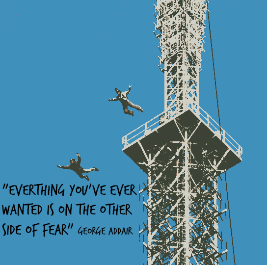 basejump fear quote