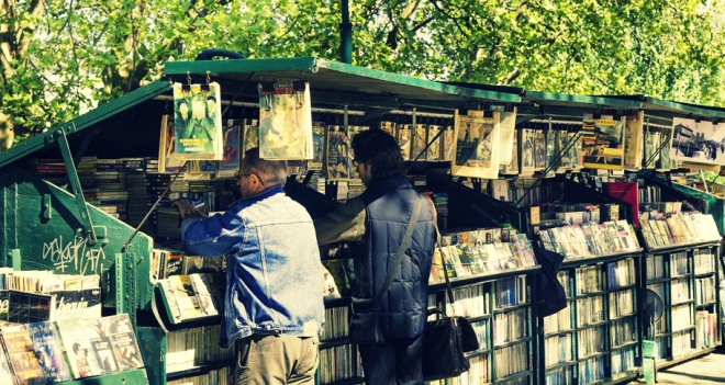 bouquinistes © Paris Tourist Office - Photographer : Marc Bertrand
