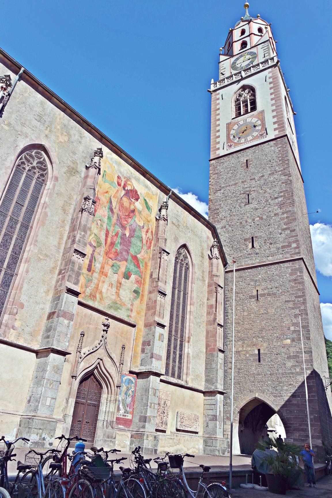 Merano architecture