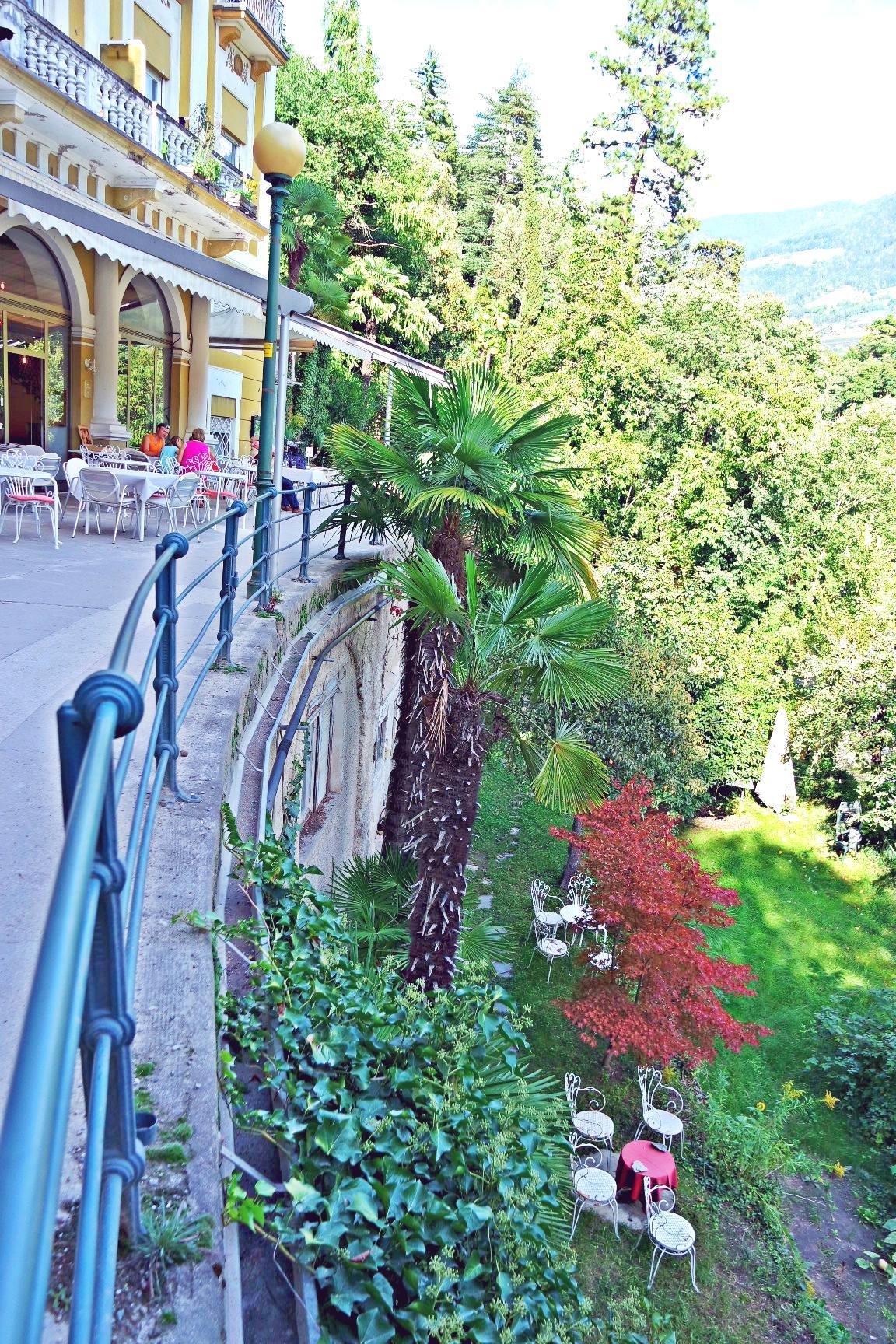 Merano Gilf Promenade