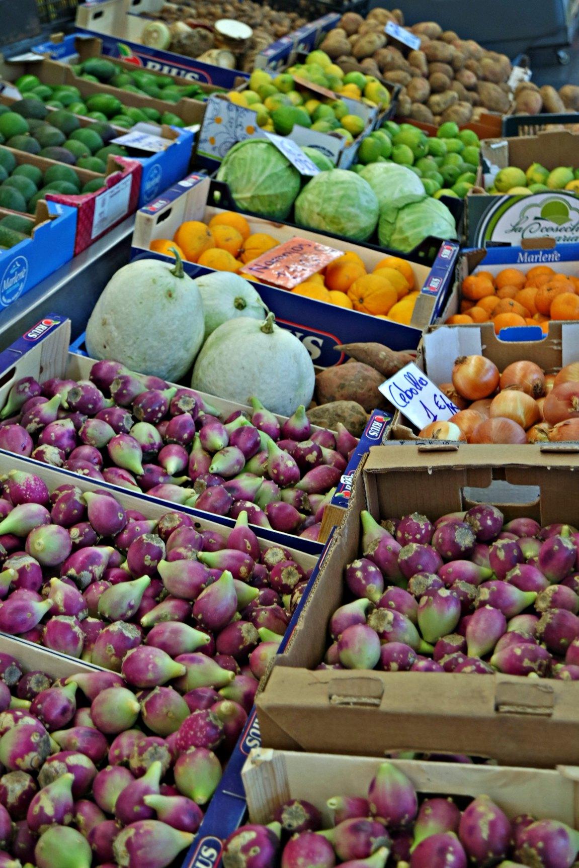 GC market produce