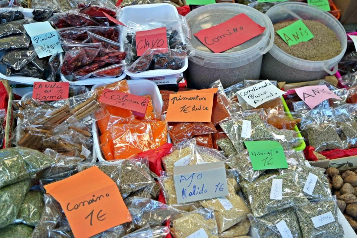 GC market spice