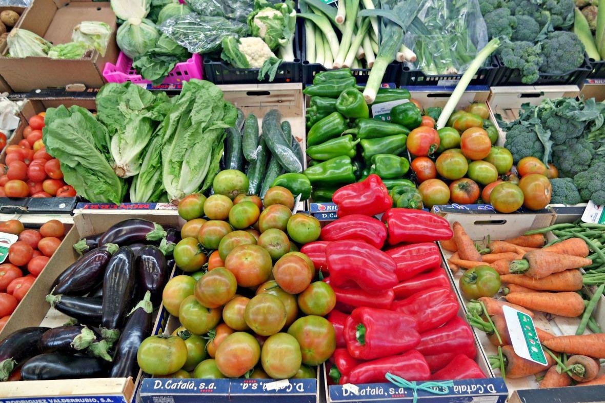 GC market veg